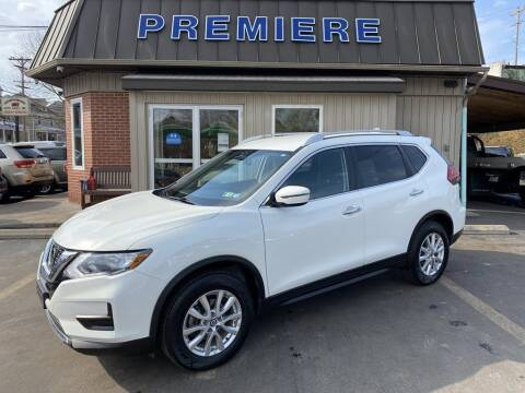 2017 Nissan Rogue for sale at Premiere Auto Sales in Washington PA