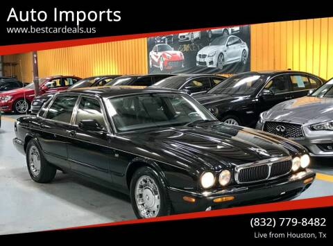 1998 Jaguar XJ-Series for sale at Auto Imports in Houston TX