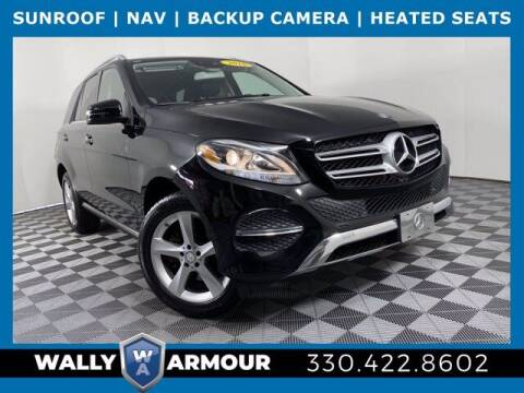 2016 Mercedes-Benz GLE for sale at Wally Armour Chrysler Dodge Jeep Ram in Alliance OH