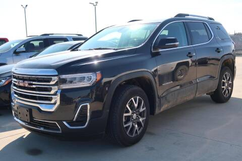 2020 GMC Acadia for sale at Lipscomb Auto Center in Bowie TX