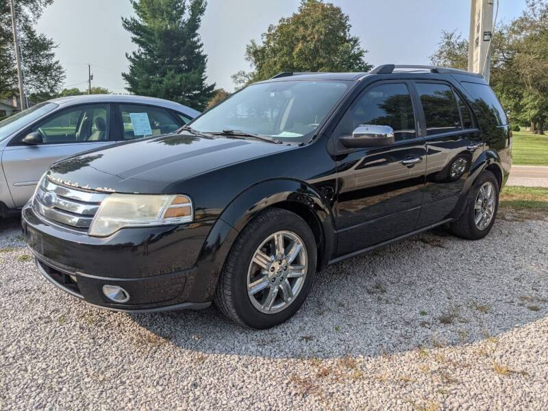 2008 Ford Taurus X for sale at AUTO PROS SALES AND SERVICE in Belleville IL