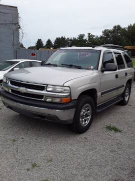 2006 Chevrolet Tahoe for sale at STAR CITY PRE-OWNED in Morgantown WV