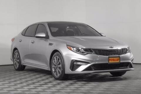 2019 Kia Optima for sale at Washington Auto Credit in Puyallup WA
