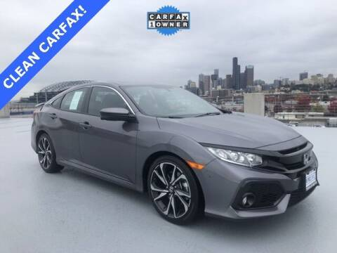 2018 Honda Civic for sale at Toyota of Seattle in Seattle WA