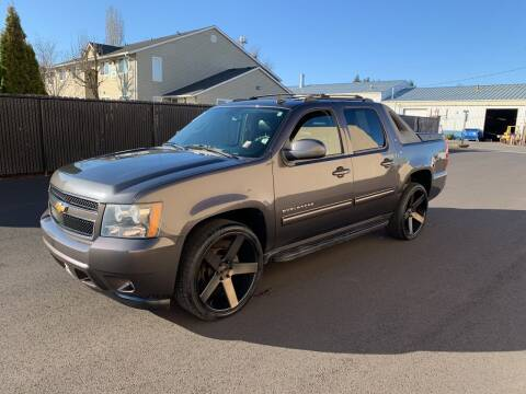 2011 Chevrolet Avalanche for sale at Universal Auto Sales in Salem OR