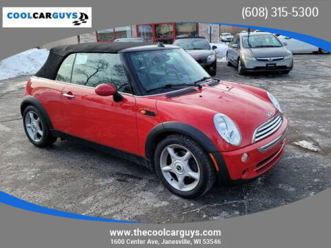 2006 MINI Cooper for sale at Cool Car Guys in Janesville WI