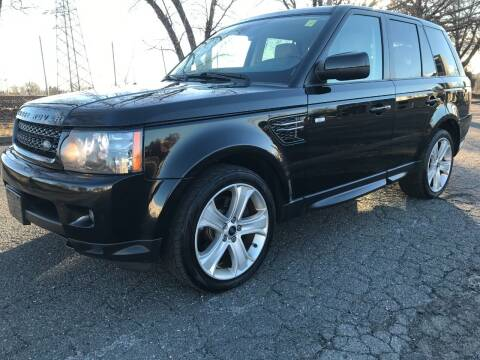 2013 Land Rover Range Rover Sport for sale at Bluesky Auto in Bound Brook NJ