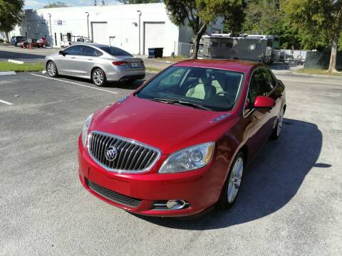 2014 Buick Verano for sale at Best Price Car Dealer in Hallandale Beach FL