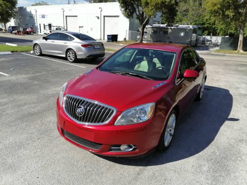 2014 Buick Verano for sale at Best Price Car Dealer in Hallandale Beach FL