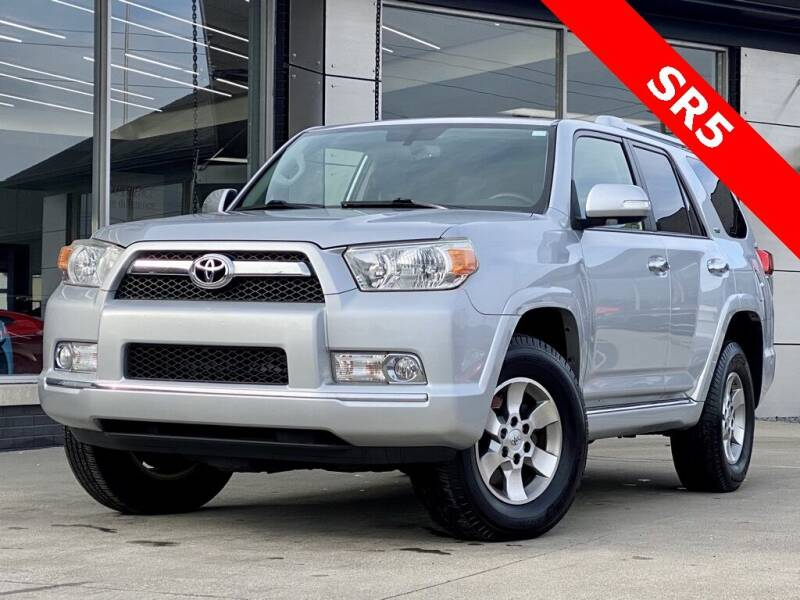 2012 Toyota 4Runner for sale at Carmel Motors in Indianapolis IN