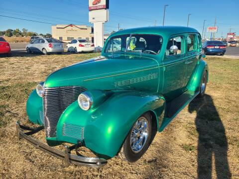 1939 Chevrolet Master Deluxe for sale at Silverline Auto Boise in Meridian ID