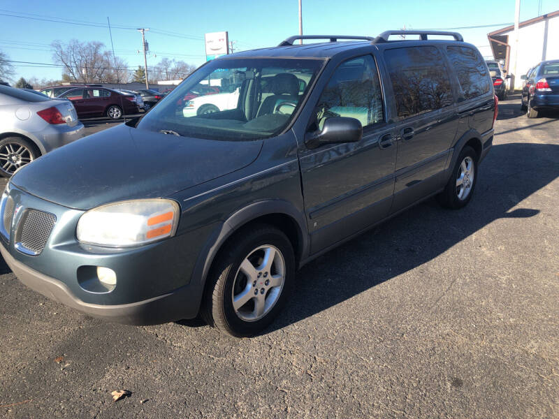 2006 Pontiac Montana SV6 for sale at Prospect Auto Mart in Peoria IL