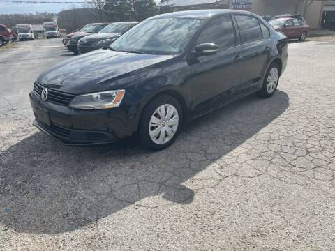 2014 Volkswagen Jetta for sale at EAGLE ROCK AUTO SALES in Eagle Rock MO