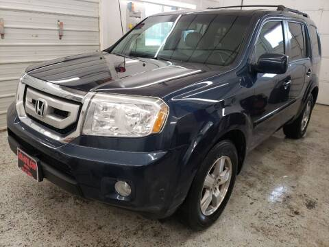 2010 Honda Pilot for sale at Jem Auto Sales in Anoka MN