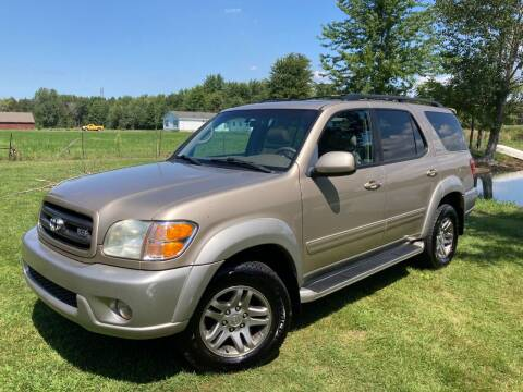 2003 Toyota Sequoia for sale at K2 Autos in Holland MI