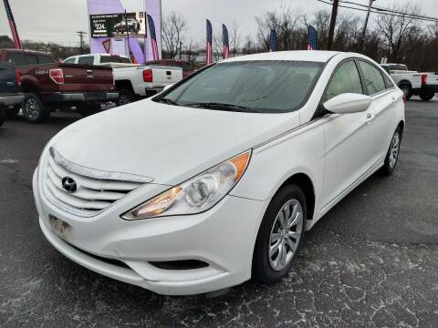 2012 Hyundai Sonata for sale at P J McCafferty Inc in Langhorne PA