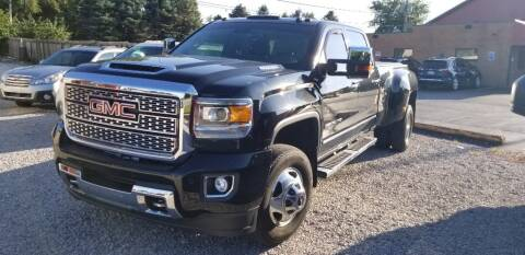 2018 GMC Sierra 3500HD for sale at DANVILLE AUTO SALES in Danville IN