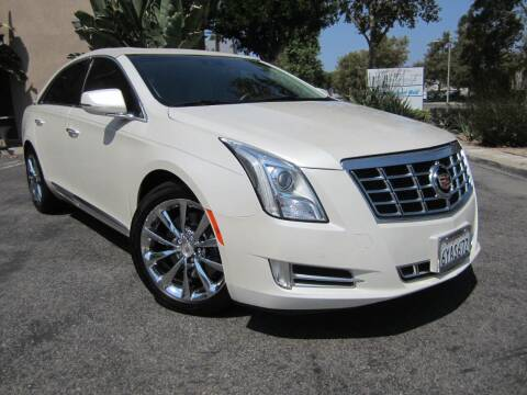 2013 Cadillac XTS for sale at ORANGE COUNTY AUTO WHOLESALE in Irvine CA