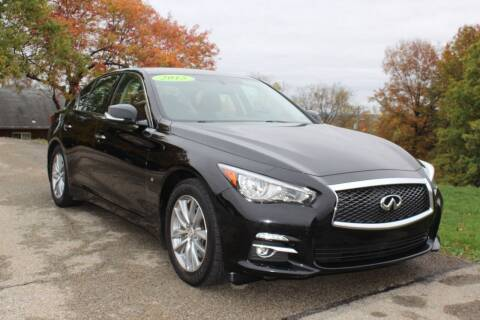 2015 Infiniti Q50 for sale at Harrison Auto Sales in Irwin PA