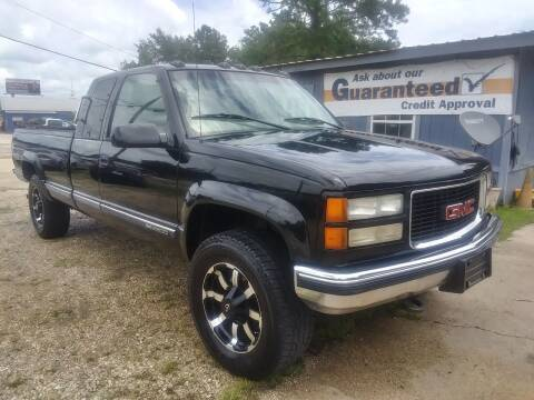 1997 GMC Sierra 2500 for sale at Malley's Auto in Picayune MS