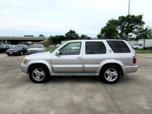 2003 Infiniti QX4 for sale at Fall Creek Motor Cars in Humble TX