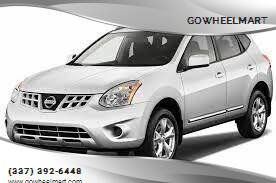 2014 Nissan Rogue for sale at GOWHEELMART in Leesville LA