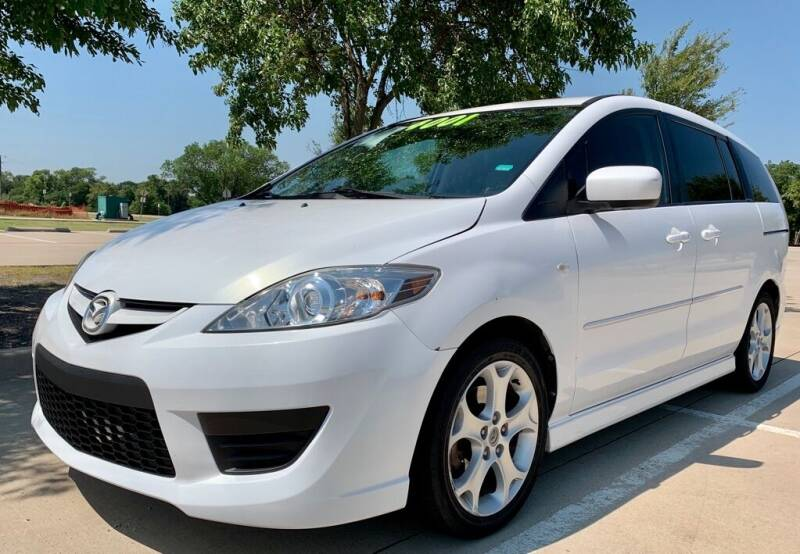 2008 Mazda MAZDA5 for sale at Driveline Auto Solution, LLC in Wylie TX