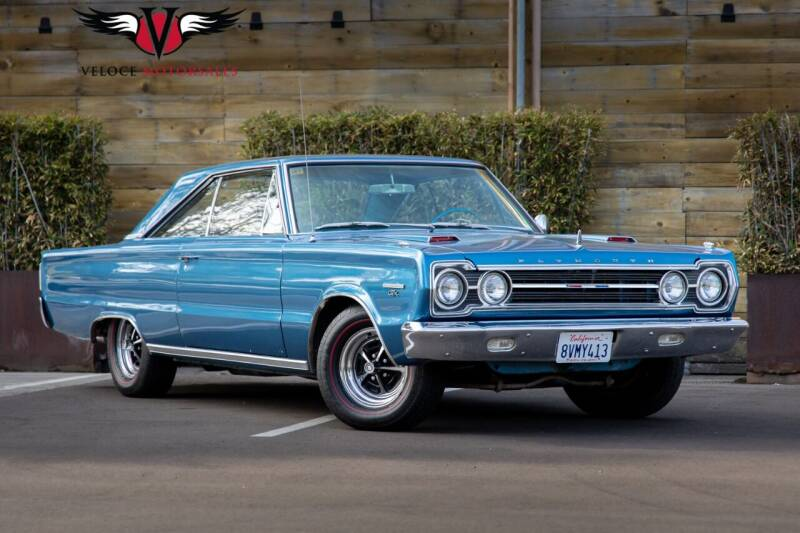 1967 Plymouth Belvedere for sale in San Diego, CA