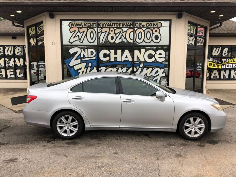 2007 Lexus ES 350 for sale at Kentucky Auto Sales & Finance in Bowling Green KY