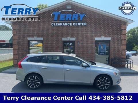 2018 Volvo V60 for sale at Terry Clearance Center in Lynchburg VA