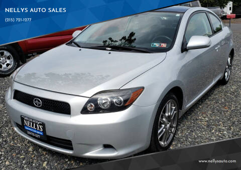2008 Scion tC for sale at NELLYS AUTO SALES in Souderton PA