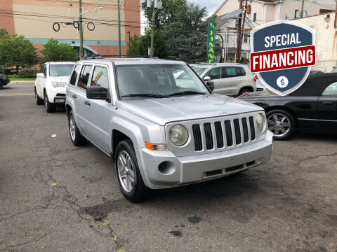 2008 Jeep Patriot for sale at 103 Auto Sales in Bloomfield NJ