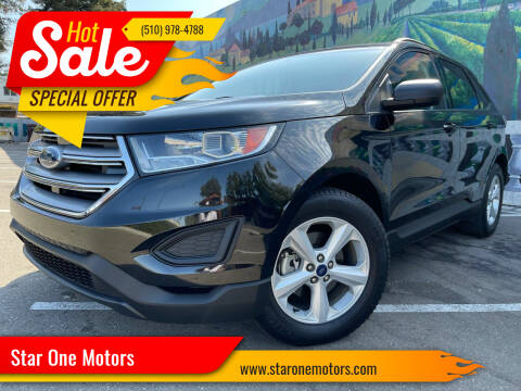 2016 Ford Edge for sale at Star One Motors in Hayward CA