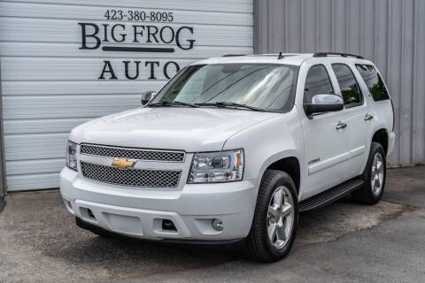 2007 Chevrolet Tahoe for sale at Big Frog Auto in Cleveland TN
