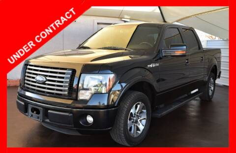 2012 Ford F-150 for sale at 1st Class Motors in Phoenix AZ