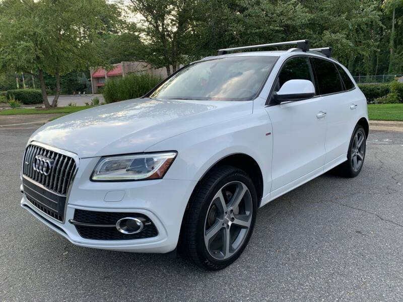 2015 Audi Q5 for sale at Triangle Motors Inc in Raleigh NC