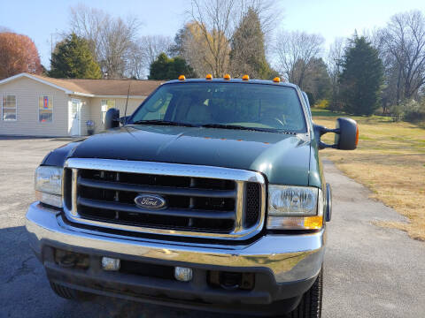2003 Ford F-250 Super Duty for sale at K & P Used Cars, Inc. in Philadelphia TN