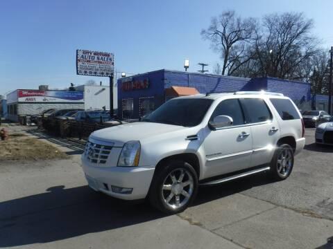 2007 Cadillac Escalade for sale at City Motors Auto Sale LLC in Redford MI