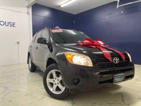 2008 Toyota RAV4 for sale at The Car House of Garfield in Garfield NJ