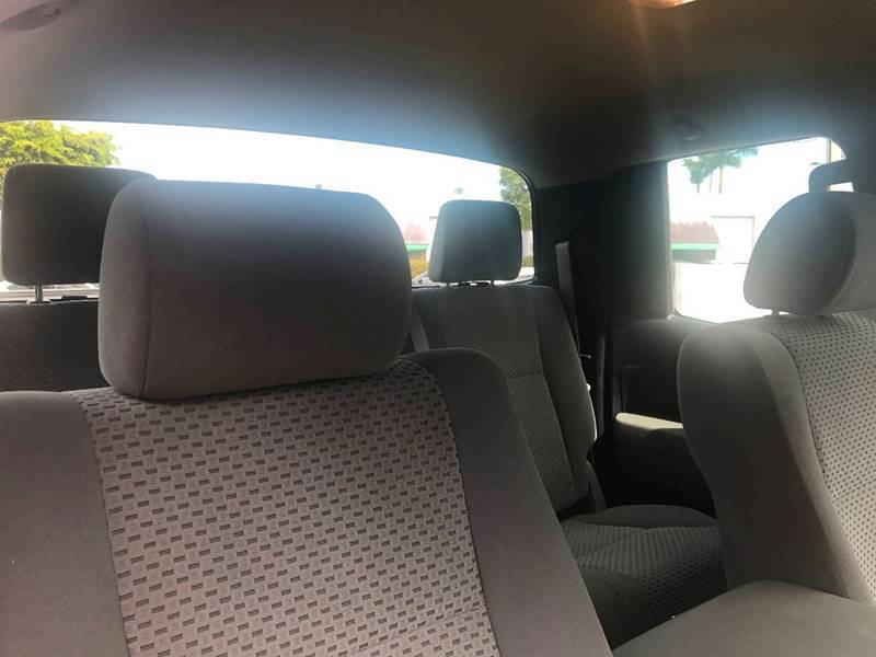 2007 Toyota Tundra SR5 4dr Double Cab LB (5.7L V8) - Miami FL