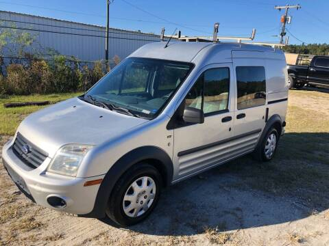2010 Ford Transit Connect for sale at Hwy 80 Auto Sales in Savannah GA