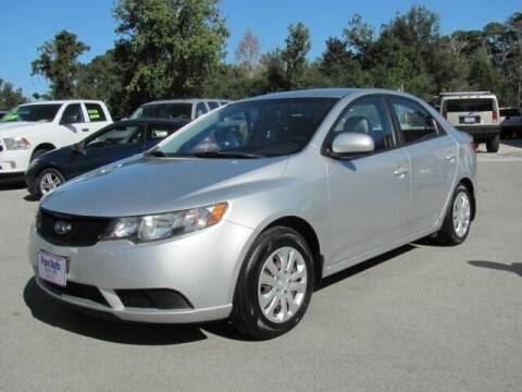 2010 Kia Forte for sale at Pure 1 Auto in New Bern NC