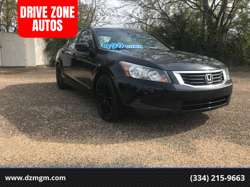 2010 Honda Accord for sale at DRIVE ZONE AUTOS in Montgomery AL