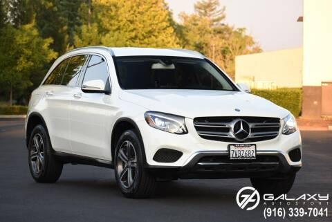 2017 Mercedes-Benz GLC for sale at Galaxy Autosport in Sacramento CA