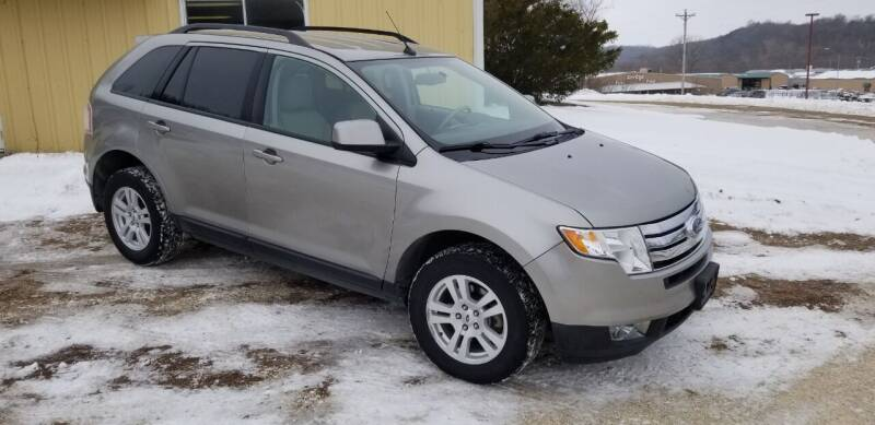 2008 Ford Edge for sale at SCHACHT MOTOR CO in Decorah IA