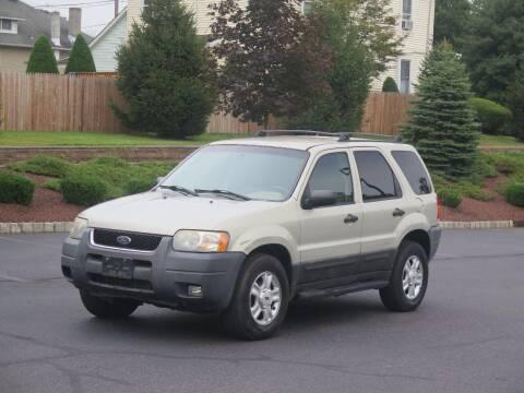 2004 Ford Escape for sale at Absolute Auto Solutions in Hamilton NJ