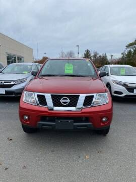2018 Nissan Frontier for sale at 1 North Preowned in Danvers MA