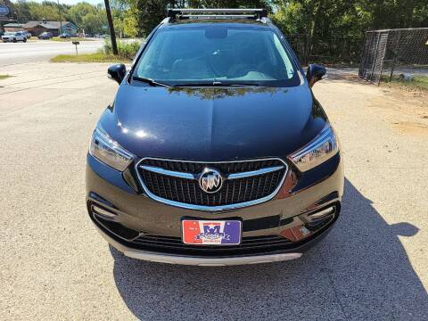 2019 Buick Encore for sale at MENDEZ AUTO SALES in Tyler TX