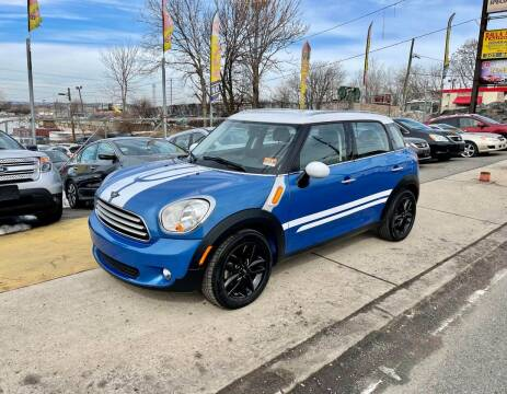 2012 MINI Cooper Countryman for sale at JR Used Auto Sales in North Bergen NJ