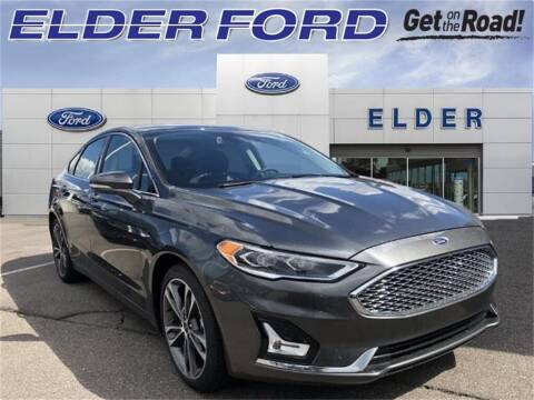 2019 Ford Fusion for sale at Mr Intellectual Cars in Troy MI